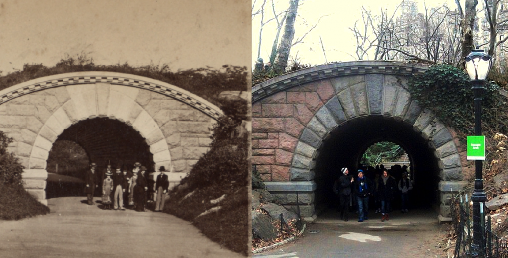 Inscope Arch Then and Now