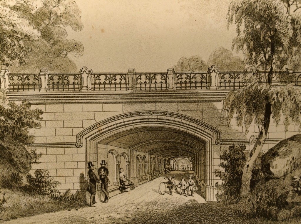 Illustration of Marble Arch